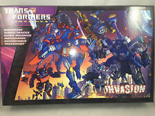 Transformers 2012 TimeLines Shattered Glass Invasion Boxed Giftset NEW MIB