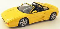 Minichamps 1/43 Scale Model Car 0712IR56 - Ferrari F355 - Yellow