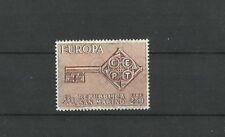 San Marino 1968 Europa MNH