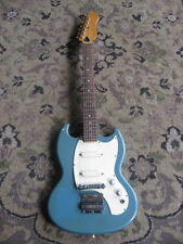 1960s Kalamazoo KG-2 electric guitar vintage PELHAM BLUE two pickup