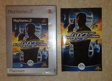 007 Espion pour cible pour Sony Playstation 2 (PS2)