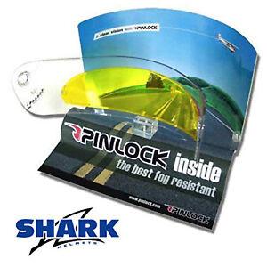 SHARK S700, S900 PINLOCK ANTI-FOG INSERT LENS CLEAR