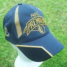 NRL MELBOURNE STORM CAP 2012 Premiers Official w/tag NEW!
