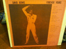 "david bowie""forever yours""promo.dble lp..canyon ;db6894.australie sydney 1978"