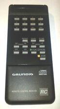 1 Pezzo Telecomando RC8400CD Grundig (598007080100) Fine Arts