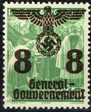 Germany Start of WW2 General Government Swastika Eagle 1939 G8 MLH