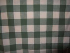 Lee Jofa, Country Club Check, BTY, Color Basil