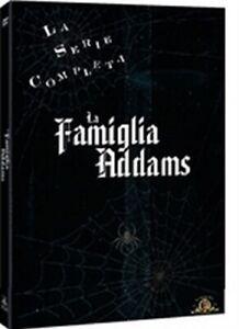 La famiglia Addams - La Serie Completa - Stagioni 1-3 (9 DVD) - ITA ORIGINALE -