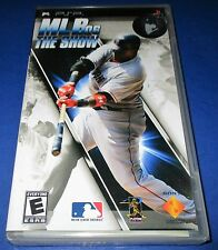 "MLB 06: The Show Sony PSP - David Ortiz ""Big Papi"" Cover! New! Free Shipping!"