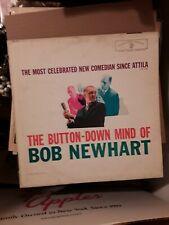 Bob newhart lp. The button-down mind of Bob Newhart. WB 1960. W 1379