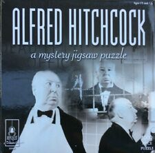 Alfred Hitchcock - A Mystery Jigsaw Puzzle ~ 1000 piece ~ 33106 ~ New ~ MBC