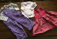 Vintage Lot of 4 Baby Girl Clothes - All Size 18 Months - The Children's Place