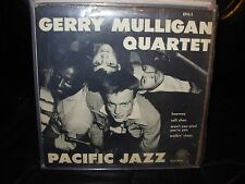 "GERRY MULLIGAN / CHET BAKER quartet 1 ( jazz ) 7""/45 picture sleeve ep"
