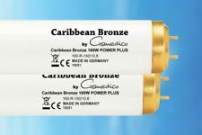 25 x Brand New Sunbed Lamps Caribbean Bronze Power Plus 160W by COSMEDICO 3,6%