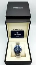 Tag Heuer Chronograph Aquaracer CAN1011 Sapphire Crystal Swiss Made Quartz Watch