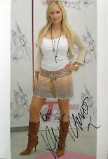 Abi Titmuss Signed 10x8 Photo Image A UACC RD AFTAL DEALER