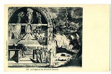CPA 73 Savoie Notre-Dame de Myans La légende Illustration