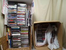 250+ bn + used lot of cd's rolling stones 60's christmas + lots more- some brand