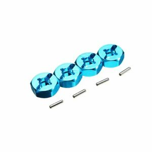 Upgrade Metal Wheel Adapter 12MM HEX Nut  WLtoys 1/18 A959 A979 RC Cars Truck US