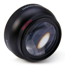 52mm 0.45X Fisheye Wide Angle Macro Lens for Nikon Sony Canon DLSR Camcorders