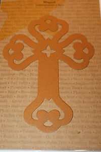 Rustic Cross Magnet by Embellish Your Story
