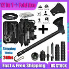 Axe Kit Survival Camping Outdoor Tactical Hunting Hatchet EDC Emergency Gear Set