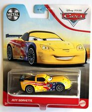 CARS 2 - JEFF GORVETTE - Mattel Disney Pixar