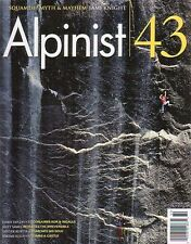 Mountaineering: Climbing, Alpinist Magazine #43 - Brand New, Unread
