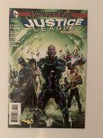 JUSTICE LEAGUE Vol.2 #30 2014 1st Cameo Appearance JESSICA CRUZ HBO-Max NM+ 9.6