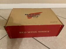 Red Wing 14 US STYLE 6704 Aluminum Toe Work Shoes Leather ASTM F2413-11
