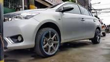 Toyota Felgenschutz & Styling Alu Felgen Schutzringe Yaris Auris Prius Aven GT86