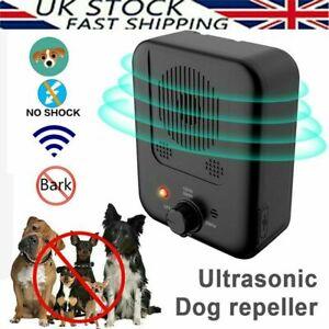 Pet Ultrasonic Anti-Barking Device Dog Bark Control Stop Repeller Silencer Tools