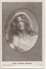 POSTCARD ACTRESSES   Blanche  Stocker