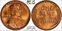 1953-D/D 1C PCGS MS64RD FS-501 Top 50/100 #85 TrueView RicksCafeAmerican.com