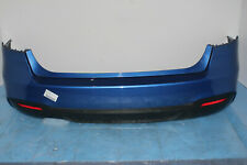 BMW F34 Gt LCI Gran Turismo M Paquete Parachoques Trasero B45 Estoril Azul