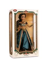"NIB Disney Store Princess Jasmine 17"" Limited Edition LE 5000 Doll"