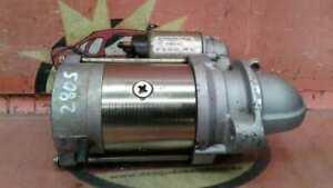 6611513701 motor arranque ssangyong kyron 438928