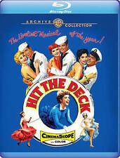 Hit the Deck (1955) [Blu-ray] DVD, Vic Damone, Walter Pidgeon, Debbie Reynolds,