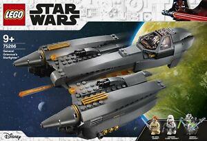 Lego Star Wars - General Grievous's Starfighter (75286) - New