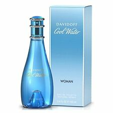 DAVIDOFF COOL WATER WOMEN EDT 100ML  - COD + FREE SHIPPING