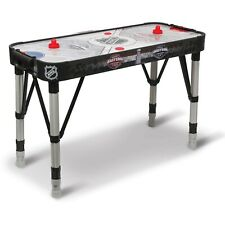Hockey Table Air Hockey 54 Inch Air Powered Folding Adjustable Arcade Game