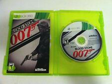 James Bond 007: Blood Stone - XBox 360 Microsoft COMPLETE