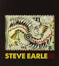 New: STEVE EARLE - The Warner Brothers Years 4 CDs + DVD [Box Set]
