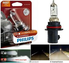 Philips X-Treme Vision 9007 HB5 65/55W One Bulb Head light Dual Beam Upgrade OE