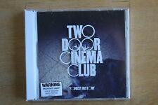 Two Door Cinema Club  – Tourist History   (C532)