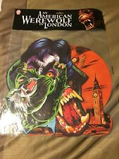An American Werewolf In London 4 Pack Cut Outs Trick Or Treat Studios