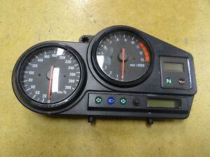 Honda CBR 900 SC33 Tacho Tochometer Cockpit Instrumente 53803km  006