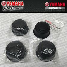 NEW YAMAHA BIG BEAR GRIZZLY RHINO 450 660 700 CENTER WHEEL HUB CAP COVER 4  PACK
