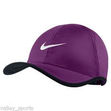 NEW! Grape 2.0 NIKE Golf Youth Unisex Cap Runner DRI-FIT Tennis Hat Featherlight