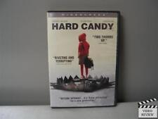 Hard Candy (DVD, 2006) Patrick Wilson Ellen Page Sandra Oh